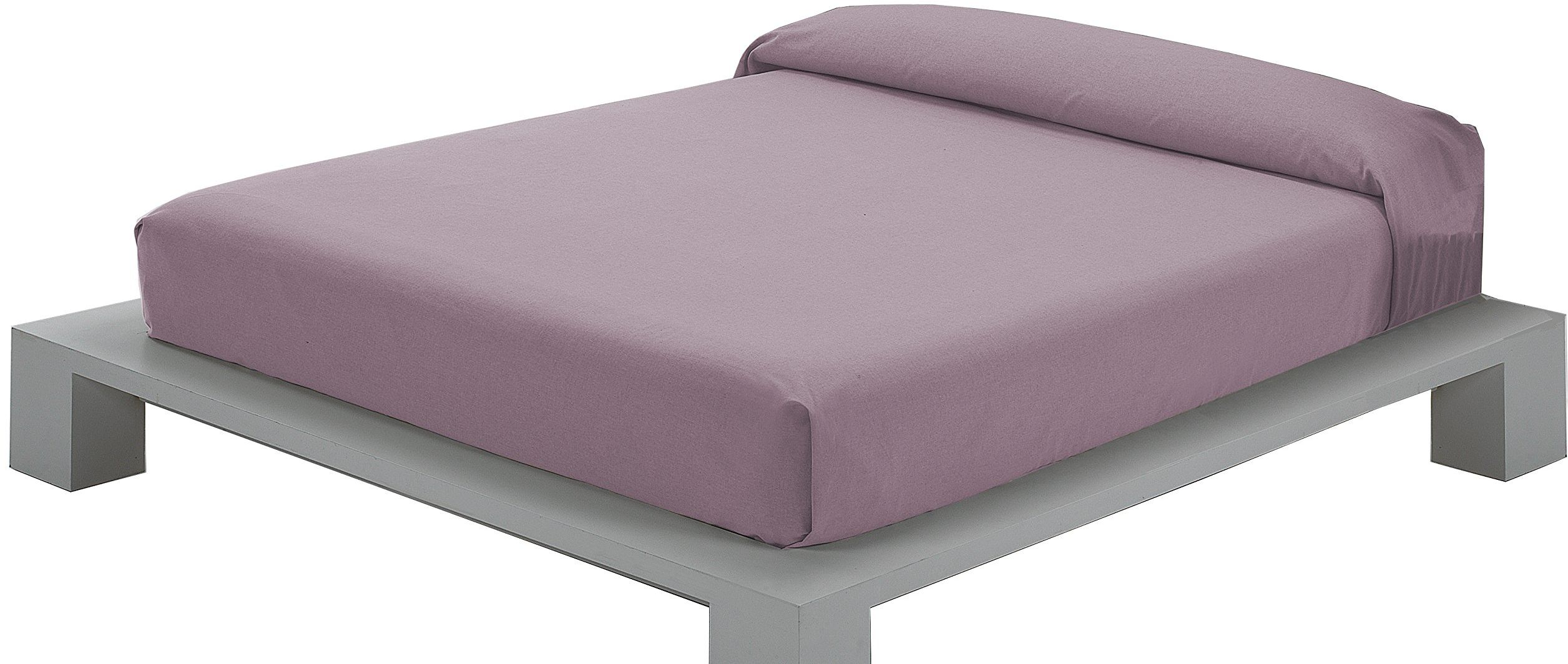 Martina Home Culla chusta wielofunkcyjna 130 x 180 cm kolor 21 - fioletowy
