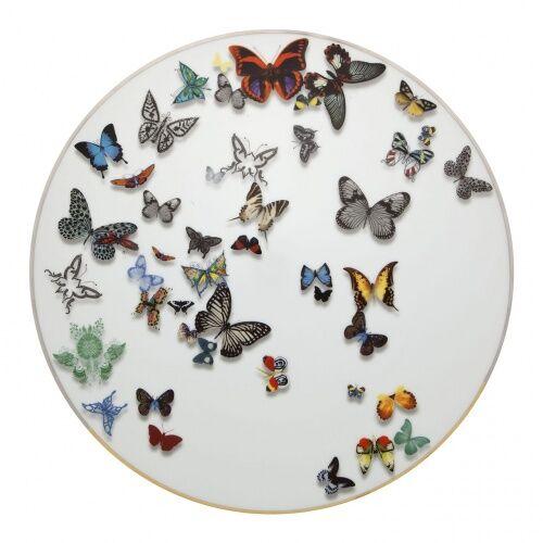Talerz Butterfly Parade Christian Lacroix 33 cm Vista Alegre