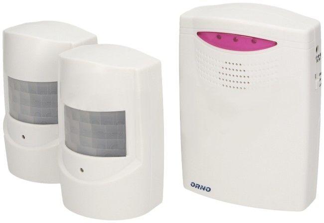 Orno or-ma-710 sygnalizator wejść z dwoma czujnikami ruchu - szybka dostawa lub możliwość odbioru w 39 miastach