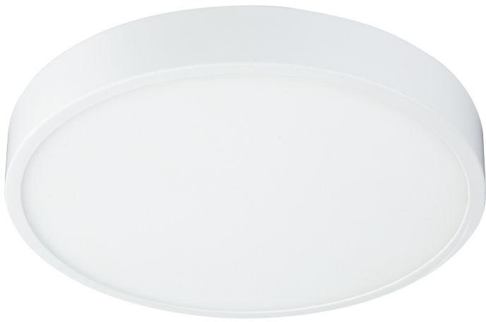 Globo ARCHIMEDES 12364-30 plafon lampa sufitowa biała ściemniacz LED 28W 4000K 22cm IP44
