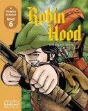 Robin Hood level 6+Cd ZAKŁADKA DO KSIĄŻEK GRATIS DO KAŻDEGO ZAMÓWIENIA
