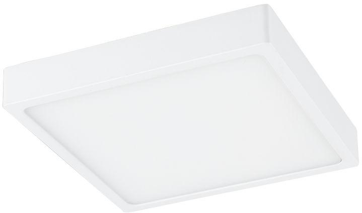 Globo ALENA 12365-15 plafon lampa sufitowa biała ściemniacz LED 15W 4000K 14,5cm IP44
