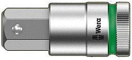 """nasadka 1/2"""" z końcówką imbusową 6-kątną M19/60mm z funkcją przytrzymywania 8740 C HF Zyklop Wera [05003829001]"""