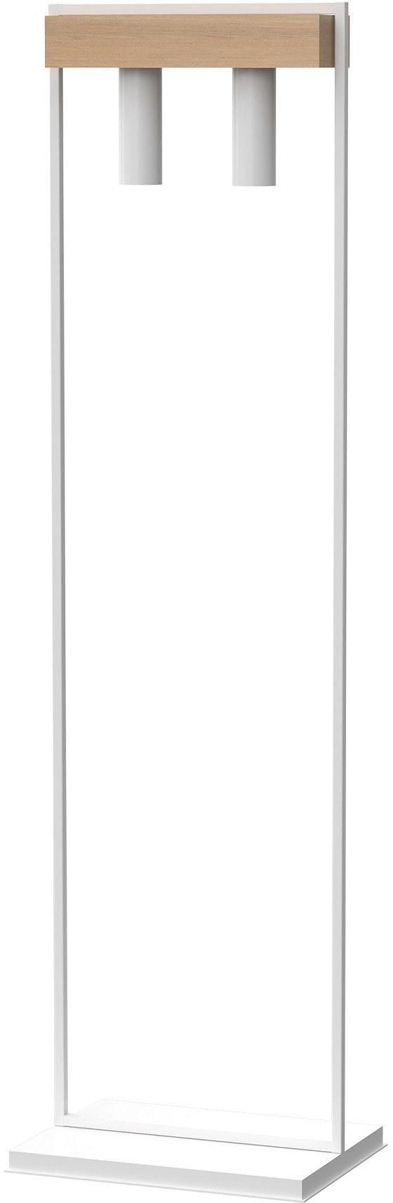 Lampa stojąca WEST WHITE 2xGU10 Wysyłka za 0 zł