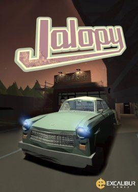 Jalopy (PC) PL klucz Steam