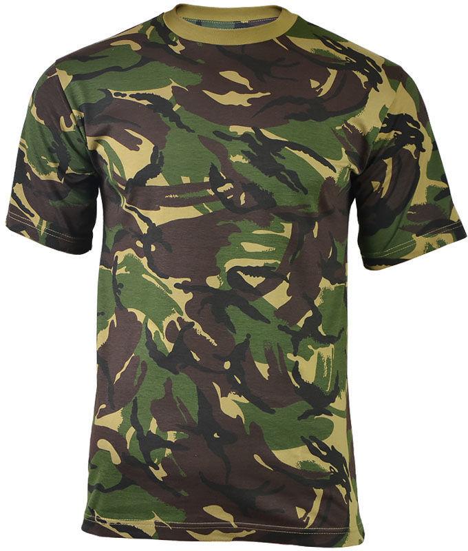 Mil-Tec Koszulka T-shirt DPM