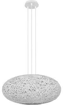 Plafon drewniany Merkury Szary M