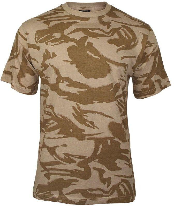 Mil-Tec Koszulka T-shirt DPM Desert