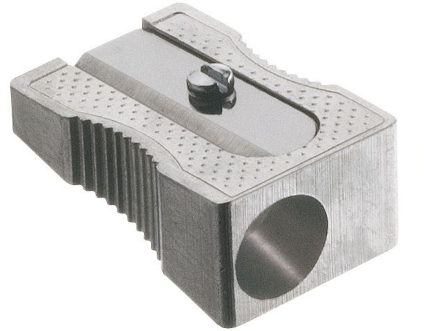 Temperówka pojedyńcza metalowa Faber Castell FC183100