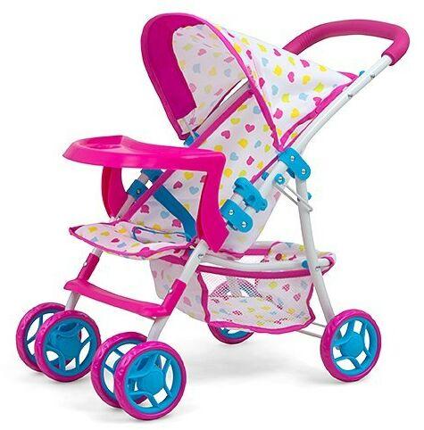 Milly Mally Wózek dla lalek Kate Candy