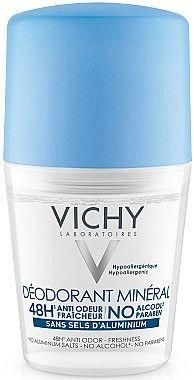 Vichy Deodorant dezodorant w kulce do skóry wrażliwej 50 ml