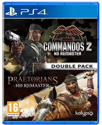 Commandos 2 & Praetorians: HD Remaster PS 4 Używana