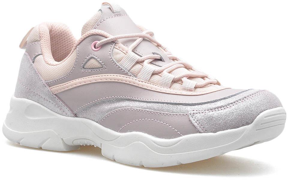 Sneakersy Filippo DP1411/20 PI Różowe lico