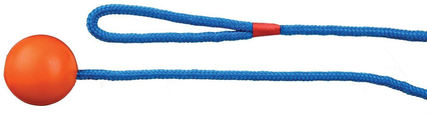 TRIXIE - Piłka gumowa na lince 5cm/100cm