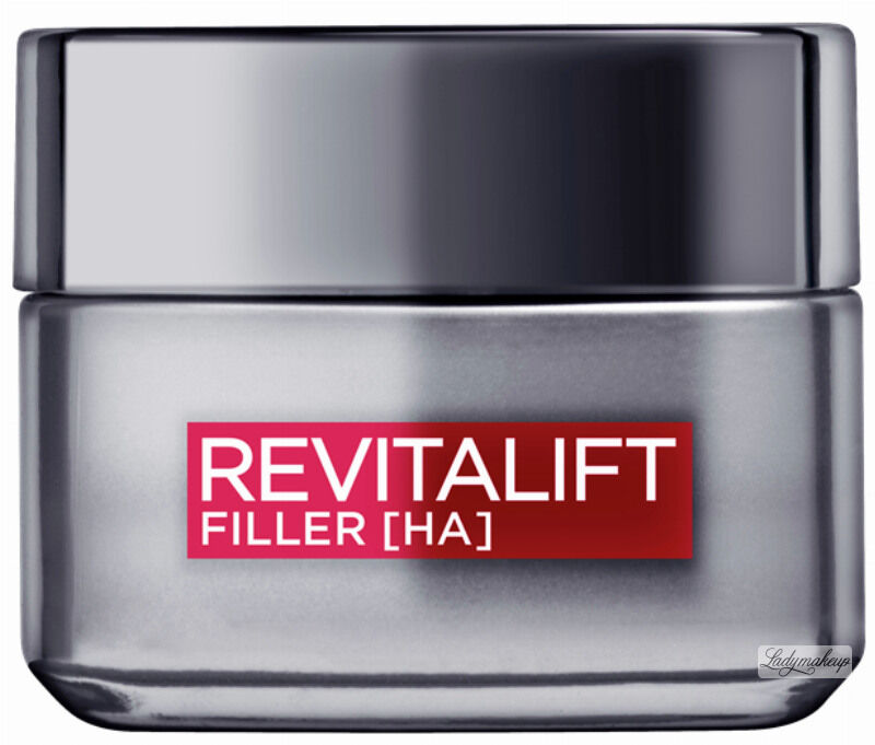 L''Oréal - REVITALIFT FILLER [HA] - Krem anti-age z kwasem hialuronowym na dzień