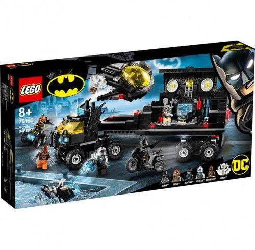LEGO  - DC COMICS SUPER HEROES - BATMAN: MOBILNA BAZA BATMANA - 76160