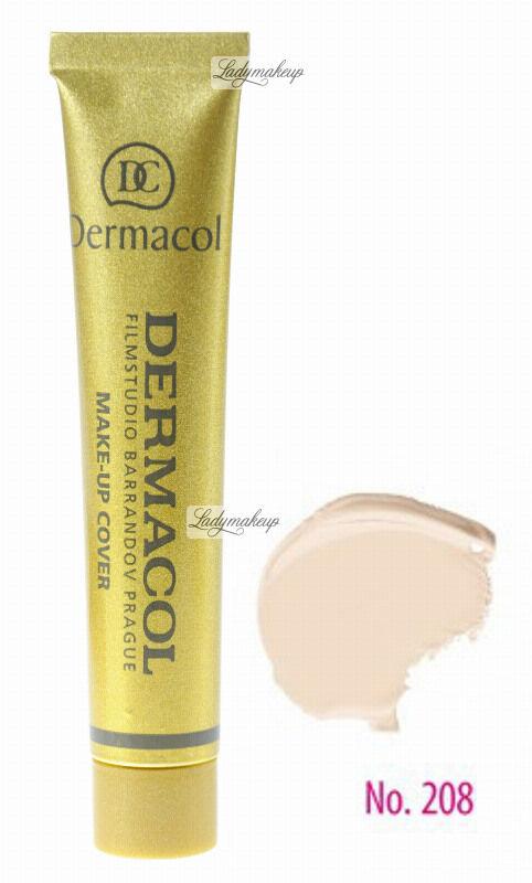 Dermacol - Podkład Make Up Cover - 208