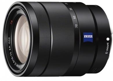 Sony Vario-Tessar T E 16-70mm F4 ZA OSS - obiektyw zmiennoogniskowy /sel1670