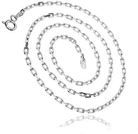 Łańcuszek srebrny Anker III