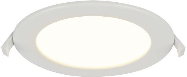 Globo UNELLA 12391-12 oprawa oświetleniowa aluminium biały 1xLED 12W 3000K 17cm IP44