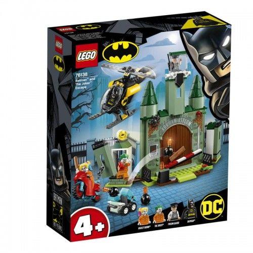 LEGO  - Batman  i ucieczka Jokera  76138
