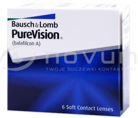 Purevision Night and Day - 6 sztuk