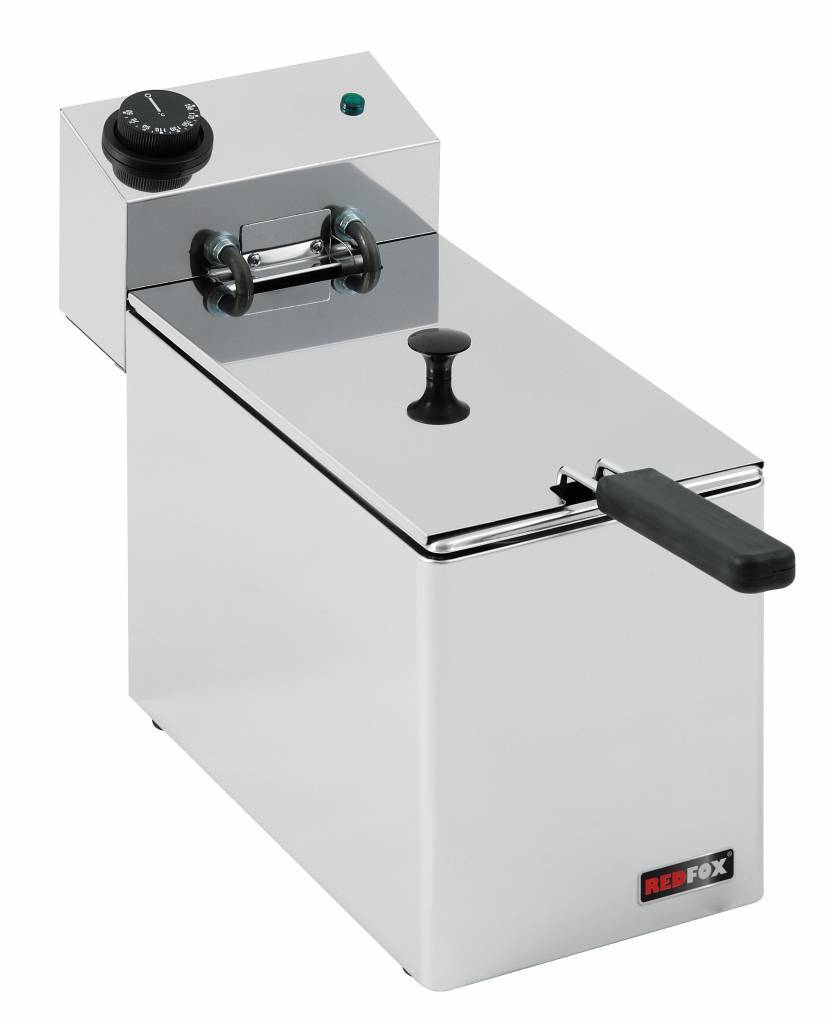 Frytownica elektryczna 5L 2100W 180x420x(H)300mm