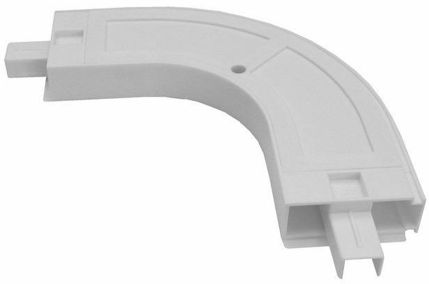 Łuk zewnętrzny przedłużeniowy GE1 biały