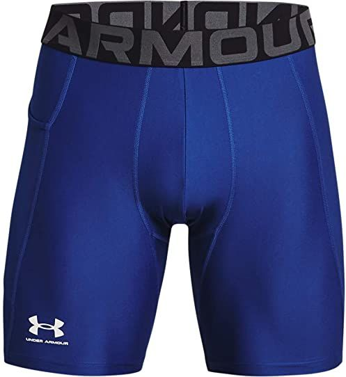Under Armour Męskie spodenki Heatgear Armour niebieski Royal/White (400) XL
