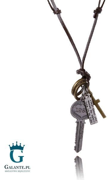 Naszyjnik klucz xc-017