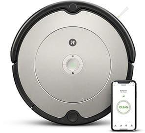 iRobot Roomba 694 + BEZPŁATNA 3-letnia GWARANCJA - Zobacz i testuj robota na żywo w naszym sklepie w Warszawie lub wysyłka w 24h!