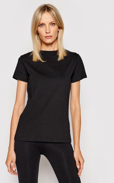 Joma T-Shirt Desert 901326.100 Czarny Regular Fit