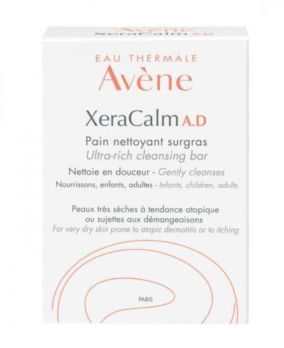 Avne XeraCalm A.D. ultra nawilżające mydło w kostce do skóry suchej i atopowej 100 g
