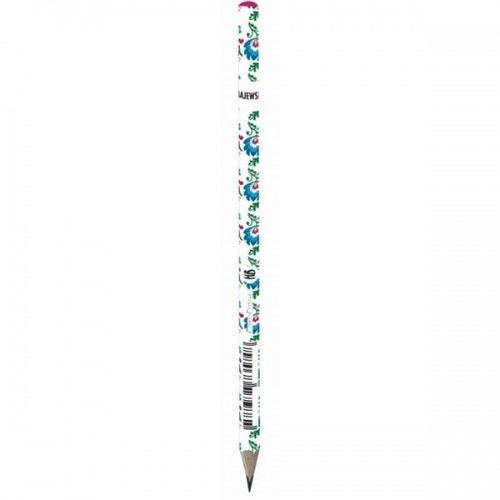 Ołówek drewniany trójkątny HB FOLK BAMBINO 1szt.