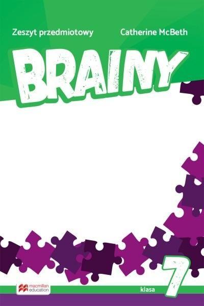 Brainy 4 Zeszyt do języka angielskiego MACMILLAN ZAKŁADKA DO KSIĄŻEK GRATIS DO KAŻDEGO ZAMÓWIENIA