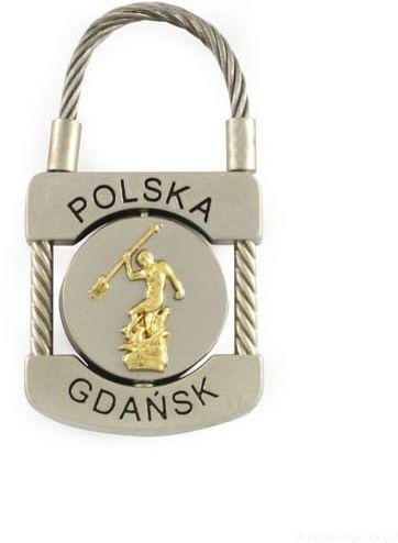 Brelok kłódka - Gdańsk
