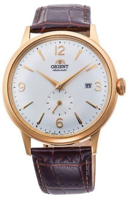 Zegarek Orient RA-AP0004S10B Bambino Small Seconds - CENA DO NEGOCJACJI - DOSTAWA DHL GRATIS, KUPUJ BEZ RYZYKA - 100 dni na zwrot, możliwość wygrawerowania dowolnego tekstu.