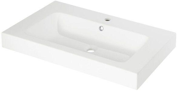 Umywalka meblowa konglomeratowa Duala 80 cm