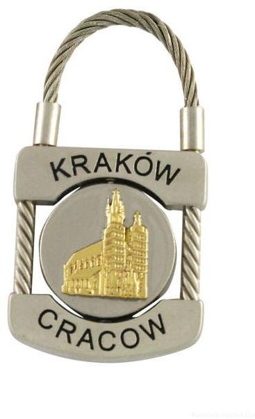 Brelok kłódka - Kraków