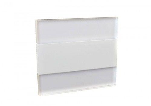 Oprawa schodowa 1W 230V biała ciepła Arima - biała
