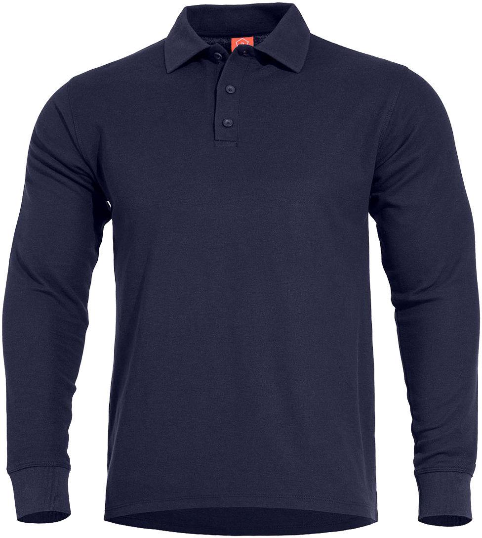 Koszulka polo Pentagon Aniketos Navy Blue D/R (K09013-05)