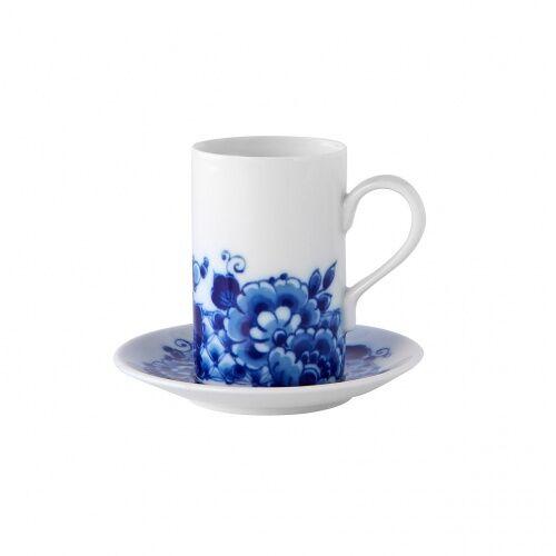 Filiżanka do kawy ze spodkiem Blue Ming Vista Alegre