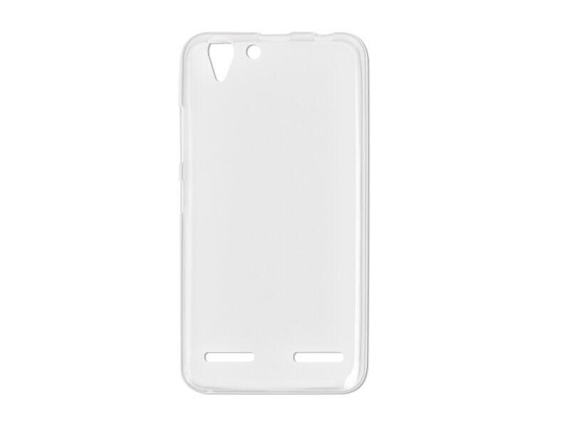 Lenovo K5 - etui na telefon FLEXmat Case - biały