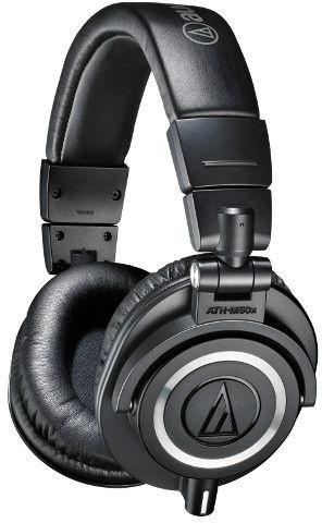 Audio-Technica ATH-M50X black +9 sklepów - przyjdź przetestuj lub zamów online+