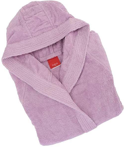 Gabel 09400 5B szlafrok dla dorosłych, 100% bawełna 1x1x1 cm fioletowy