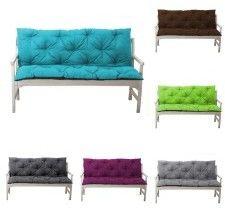 Poduszka na ławkę ogrodową