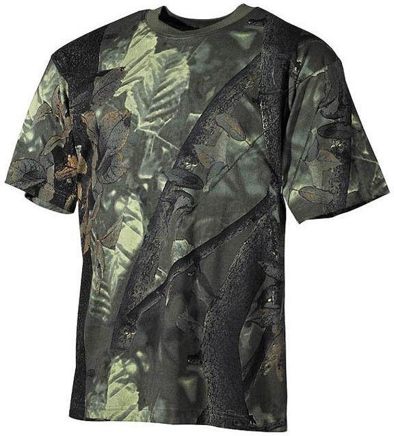 MFH Koszulka T-shirt Hunter-Oliv