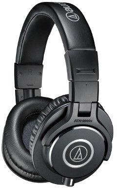 Audio-Technica ATH-M40X black +9 sklepów - przyjdź przetestuj lub zamów online+
