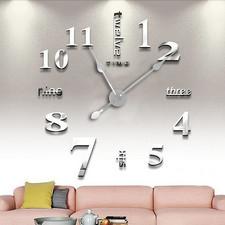 """Zegar ścienny """"zrób to sam"""" cichy #02S2 /380mm"""