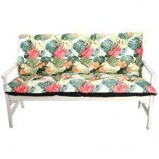Poduszka na ławkę ogrodową Jungle